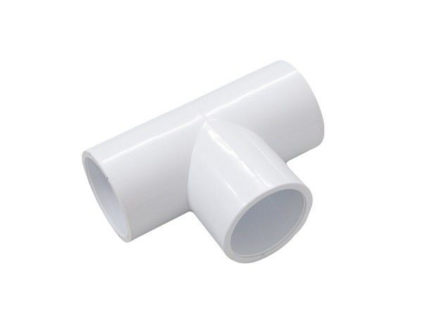 3 Person Balboa Hot Tub 3 Way PVC Fittings / Flexible 3 Way Pipe Fitting