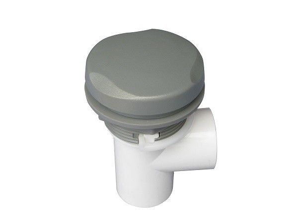 Gray ABS , PVC Hot Tub Valves Spa Aromatherapy Fragrance Dispensers